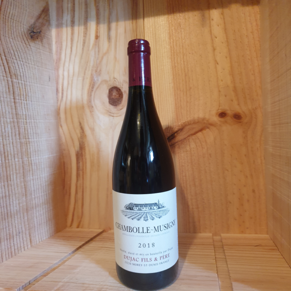 Dujac Fils et Pere Chambolle Musigny 2018