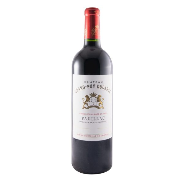 Chateau Grand-Puy Ducasse 2015